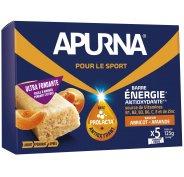 Apurna Barres énergétiques - Abricot/Amande