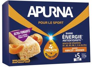 Apurna Barra energética - Albaricoque/Almendras