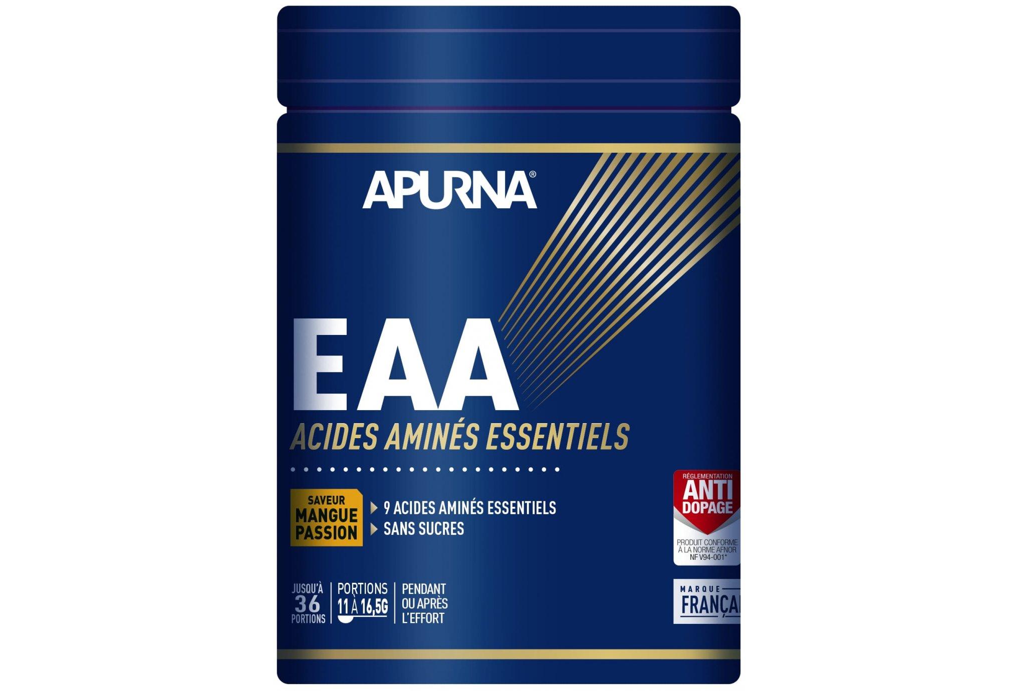 Apurna EAA - Mangue Passion - 400 g Diététique Protéines / récupération
