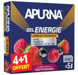 Apurna Etui gels +2h fruits rouges 4+1