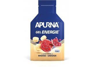 Apurna Sobre Gel energético Banana-Granada