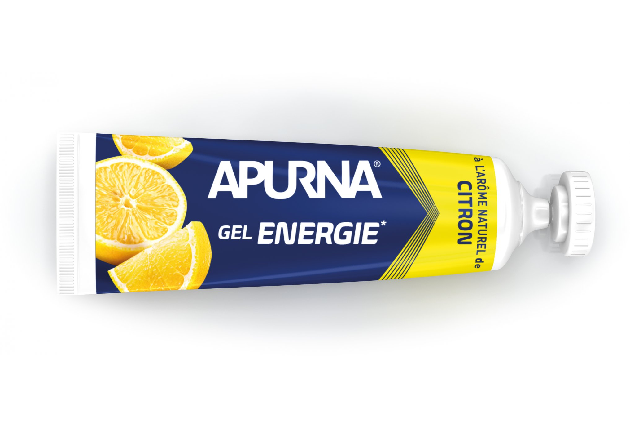 Apurna Gel energético-Limón Diététique Gels