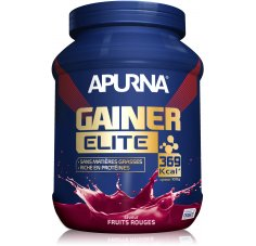 Apurna Mass Gainer Elite - Fruits Rouges