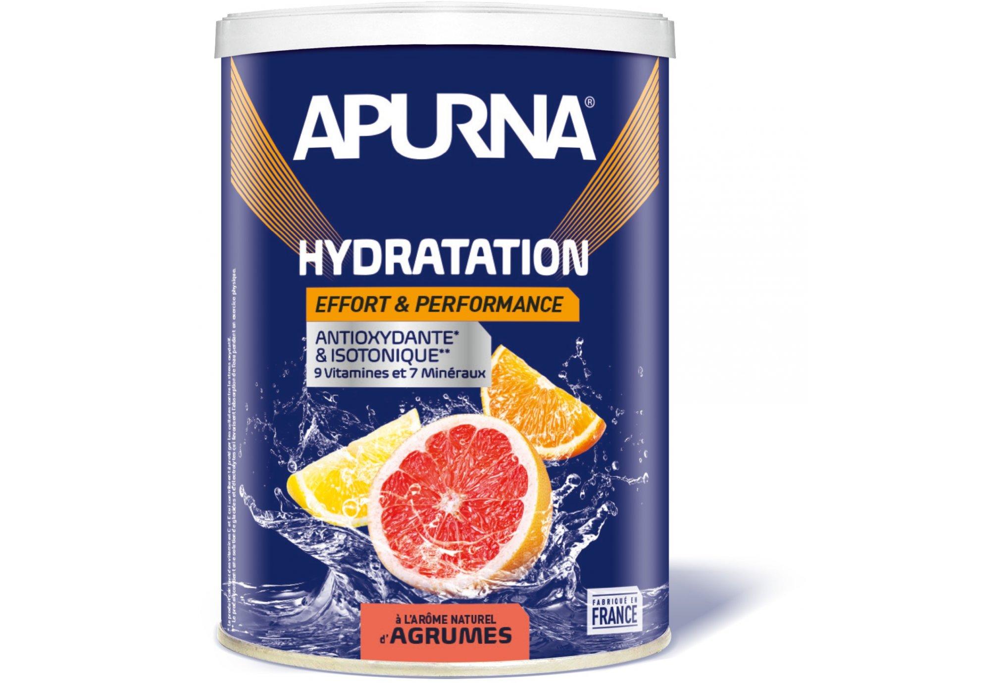 Apurna Préparation Hydratation - Agrumes Diététique Boissons