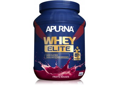 Apurna Whey Elite - Fruits Rouges