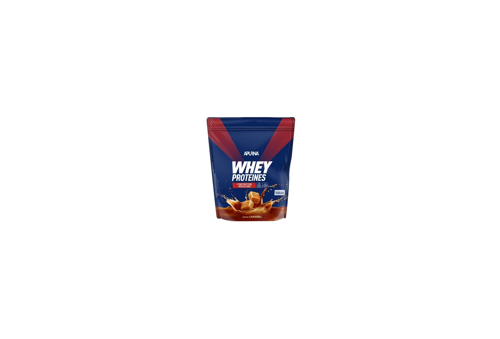 Apurna Whey protéines Caramel - 720 g Diététique Protéines / récupération