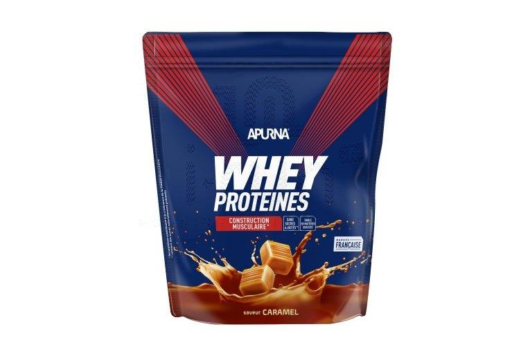 Apurna Whey protéines Caramel - 720 g