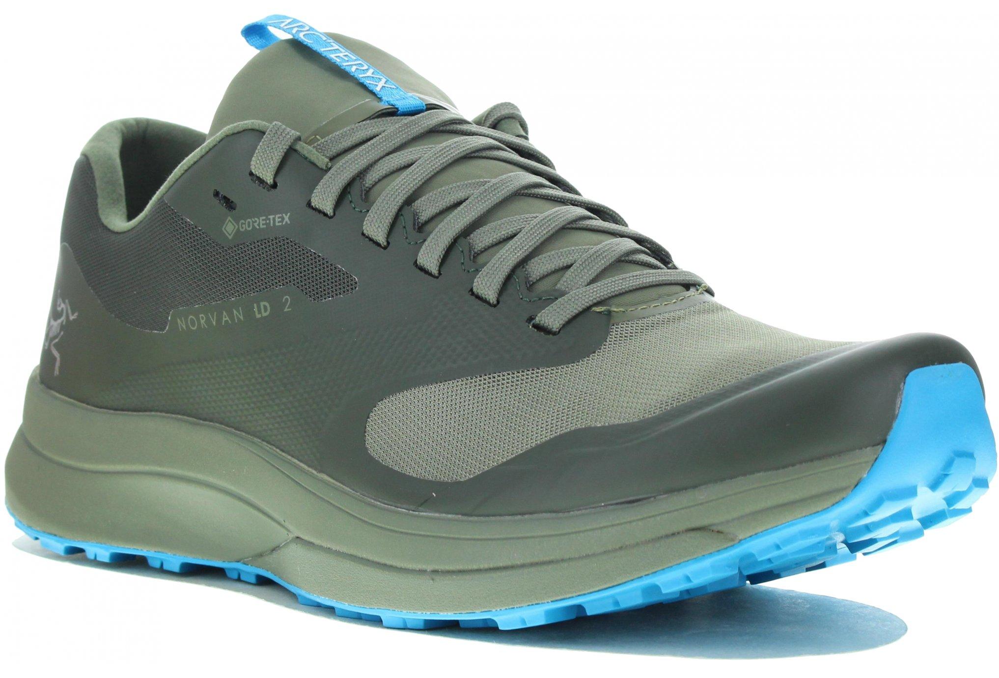 Arcteryx Norvan LD 2 Gore-Tex M Diététique Chaussures homme