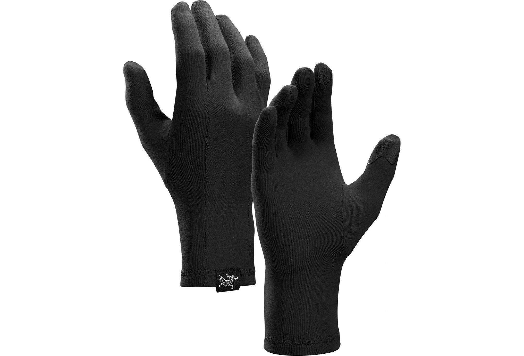 Arcteryx Rho bonnets / gants