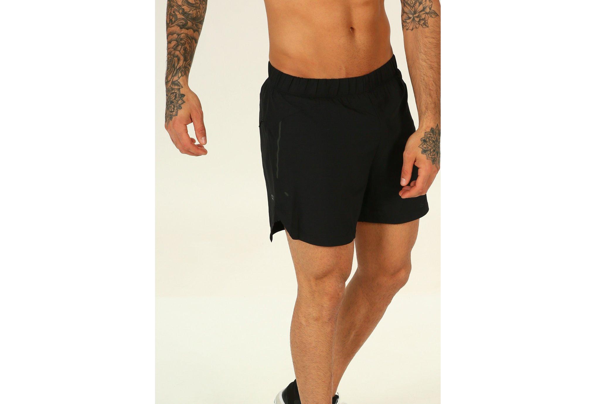 Asics 2 en 1 M vêtement running homme