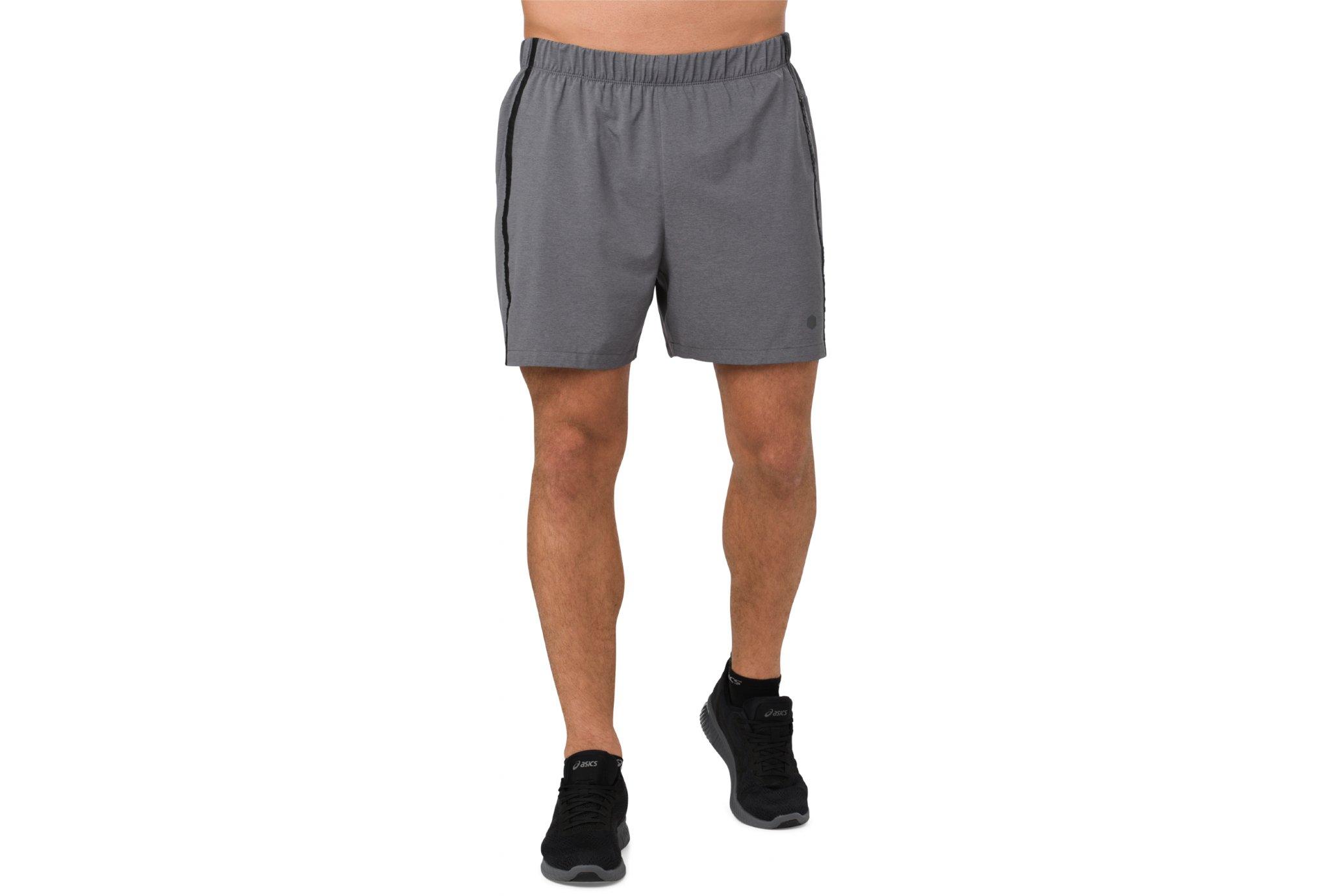 Asics 5inch m diététique vêtements homme