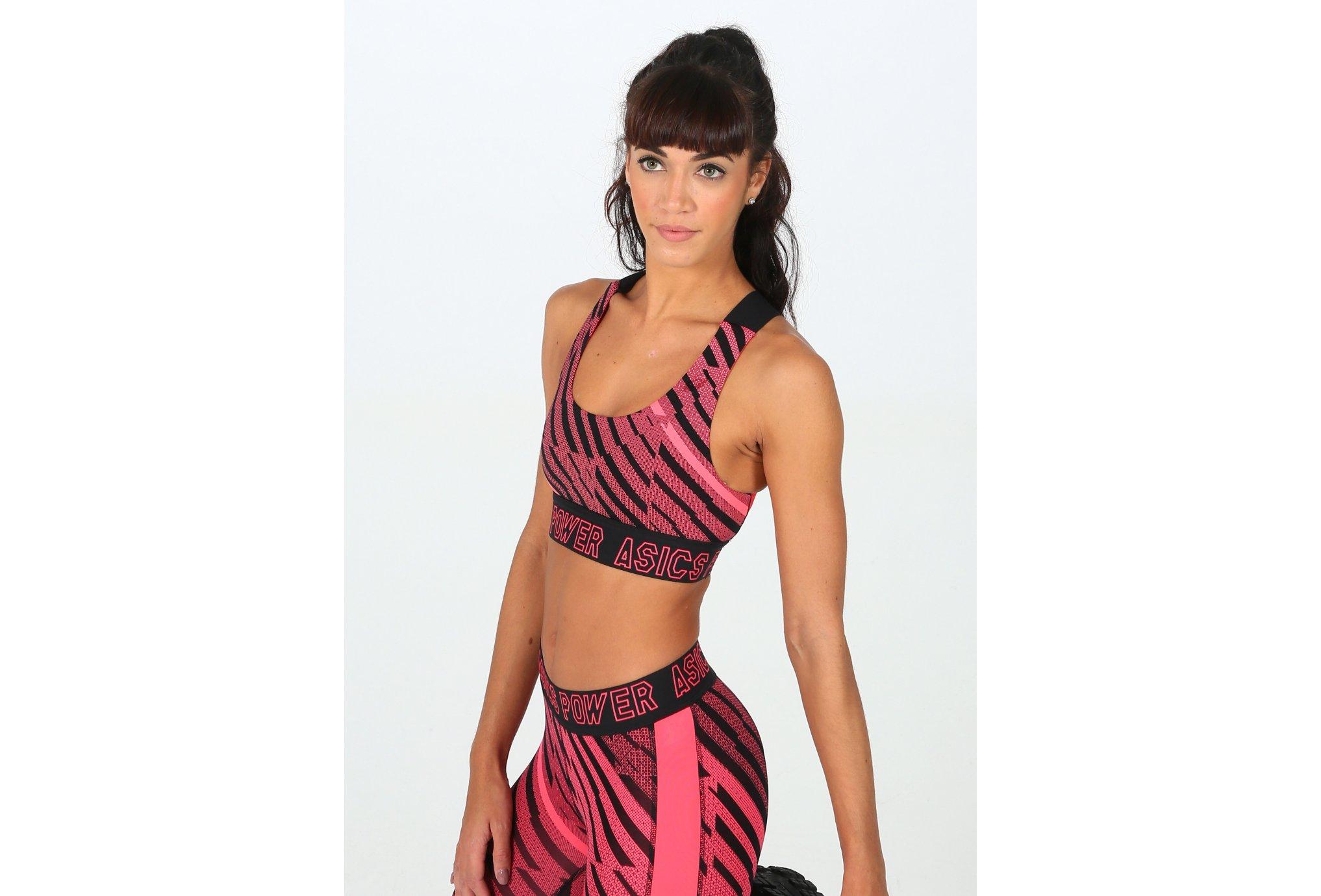 Asics Base Graphic W vêtement running femme