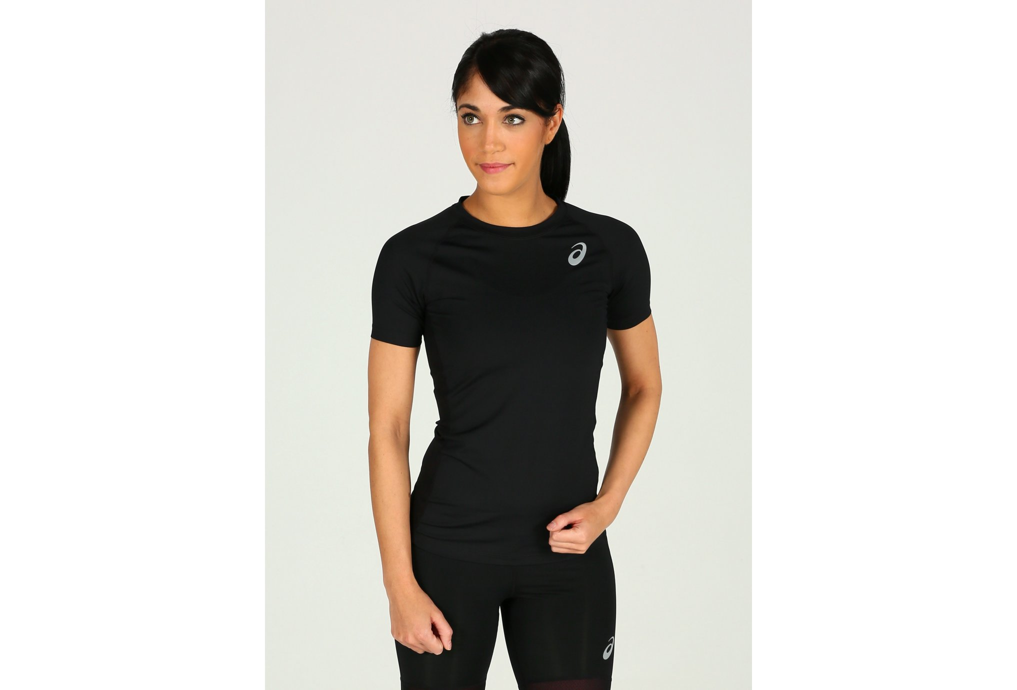 Asics Base layer ss top w vêtement running femme