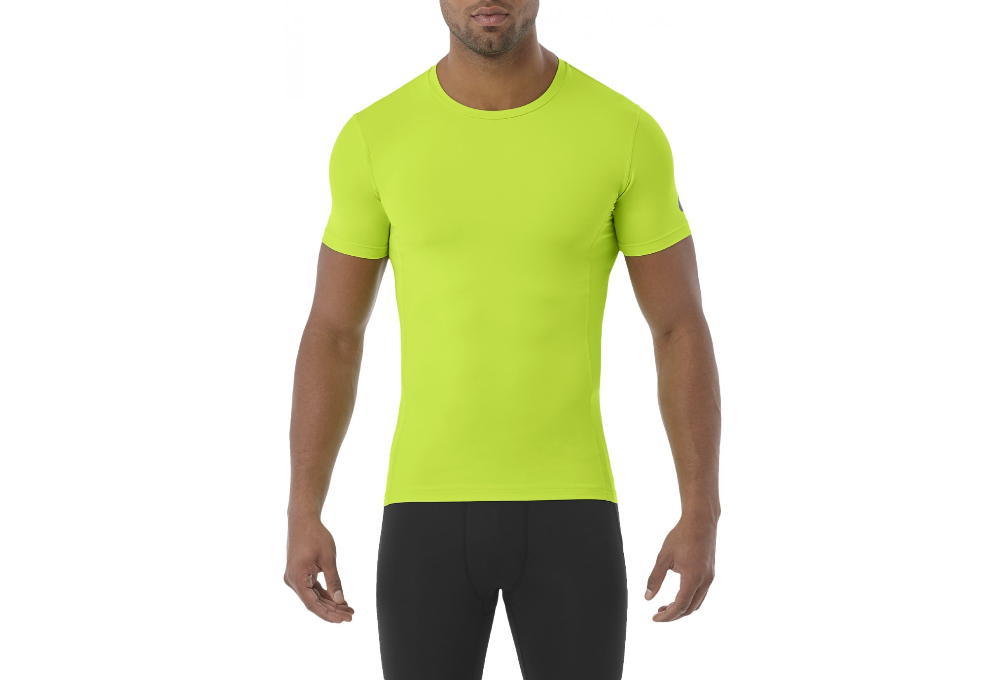 Asics Base top m diététique vêtements homme