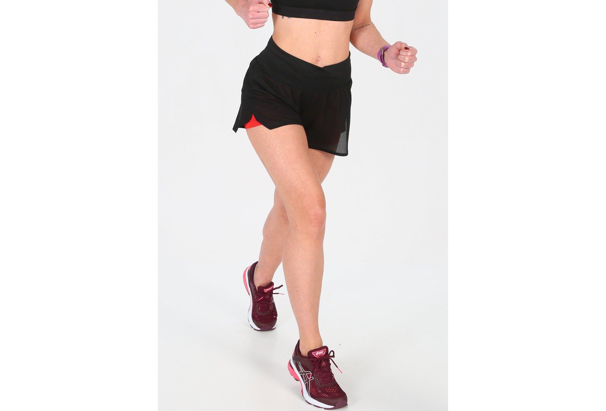 Asics Cool 2 en 1 W vêtement running femme