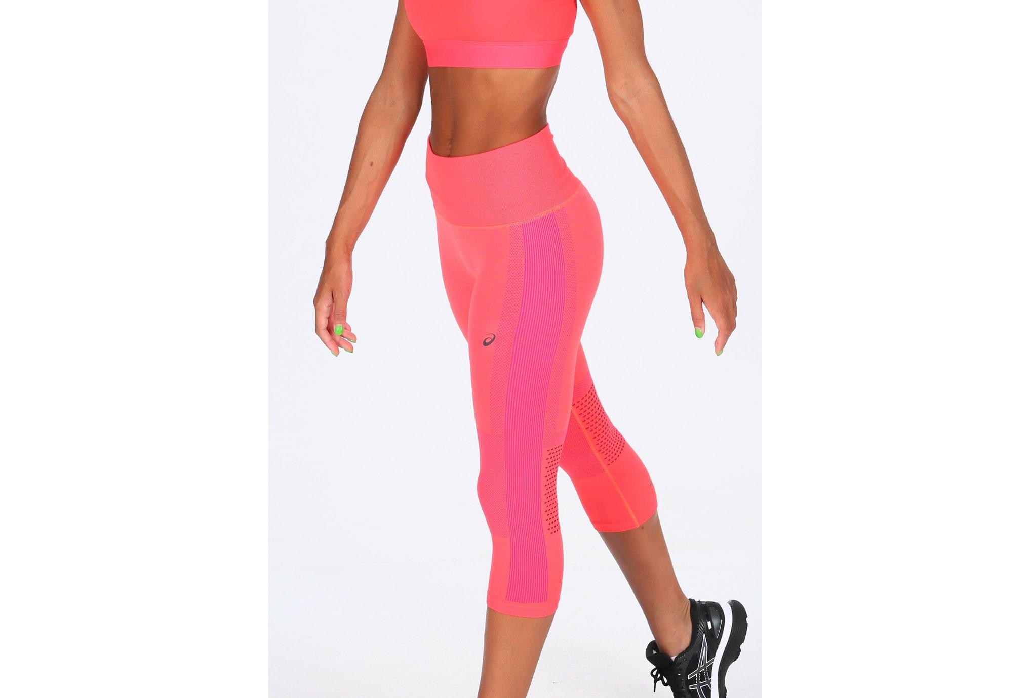Asics Cooling Seamless W Diététique Vêtements femme