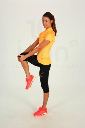 corsaire running femme asics