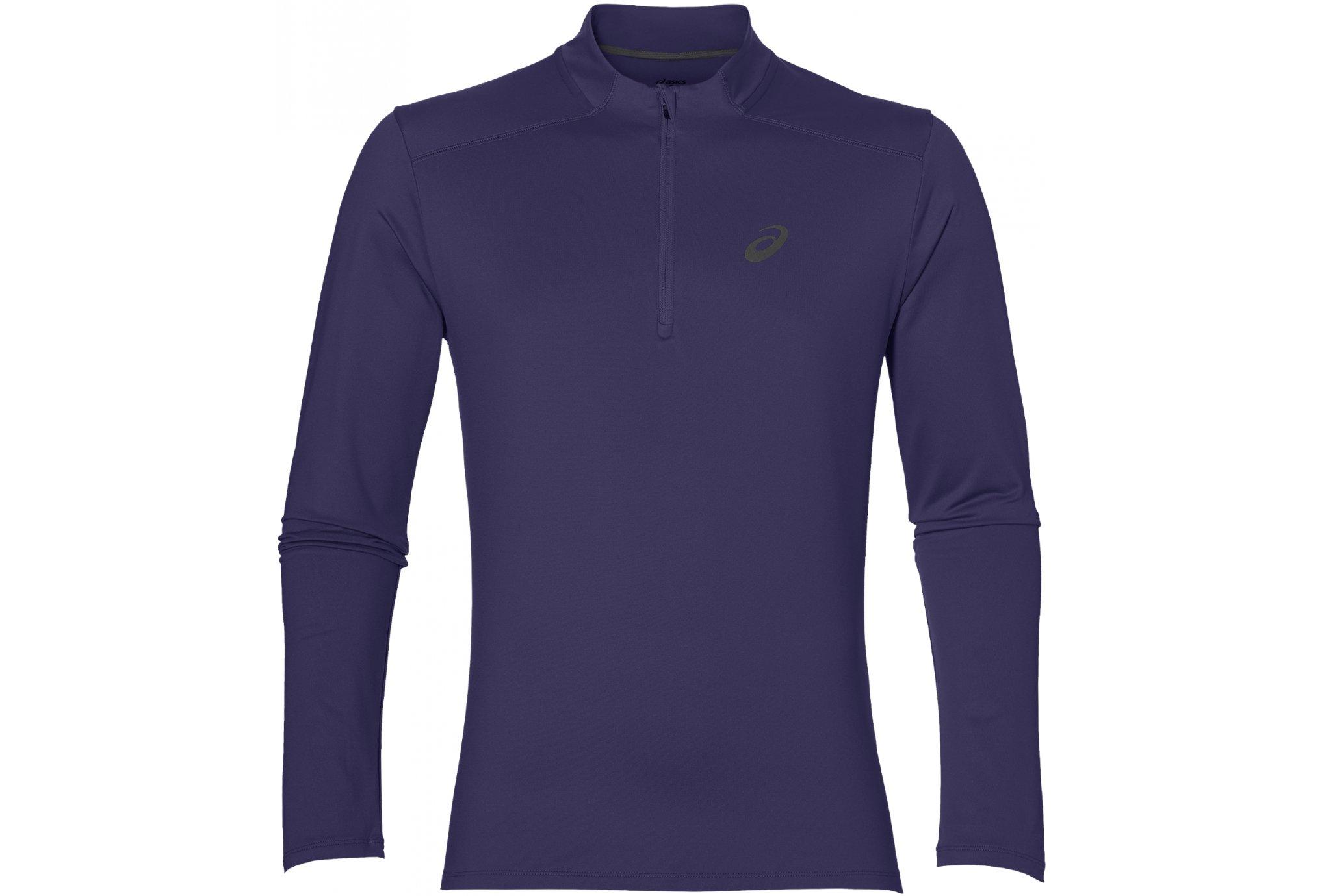 Asics Essential winter 1/2 zip m vêtement running homme