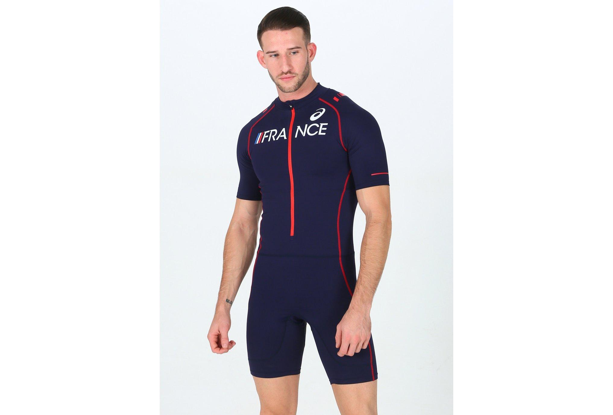 Asics France M vêtement running homme