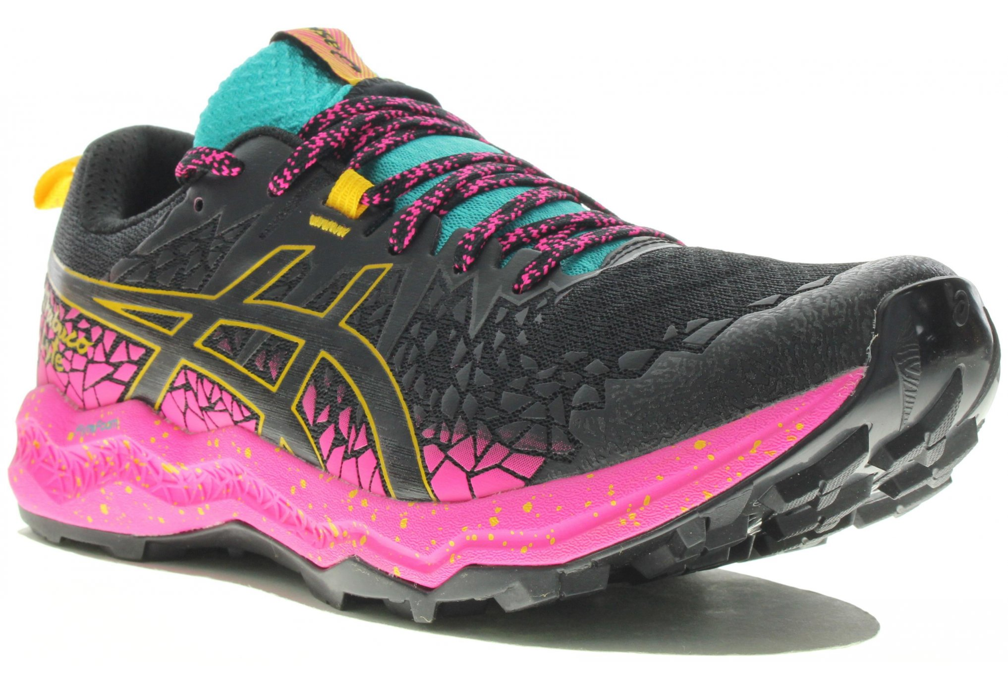 Asics FujiTrabuco Lyte W Chaussures running femme
