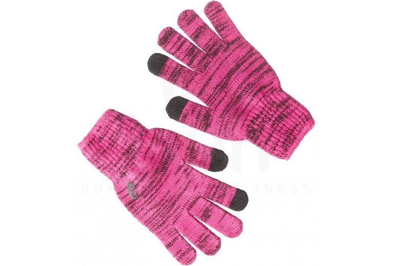 guantes running hombre asics