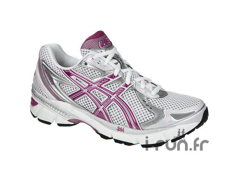 Asics Gel 1150 Femme blanc et violet pas cher - Chaussures running femme  running Route   chemin en promo c41b086cbdcf