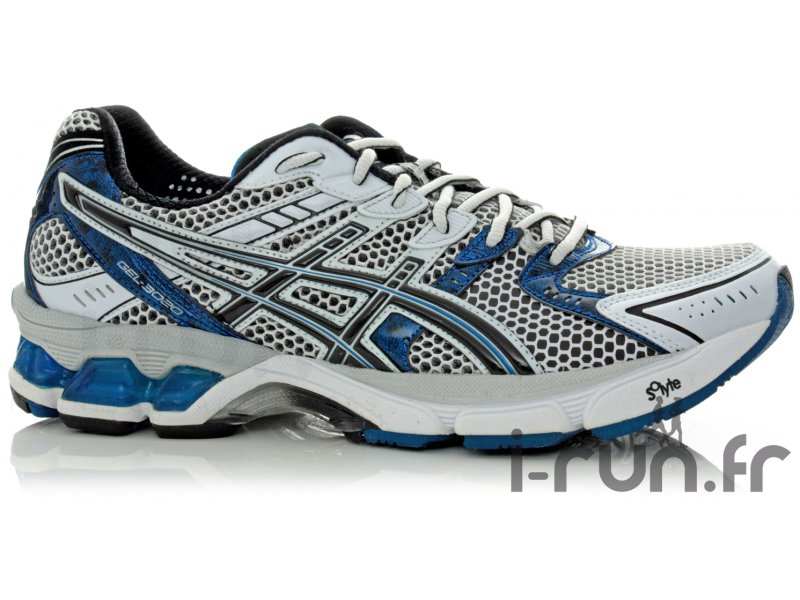 Asics Gel 3020 Hiver 2010 Chaussures homme Route & chemin