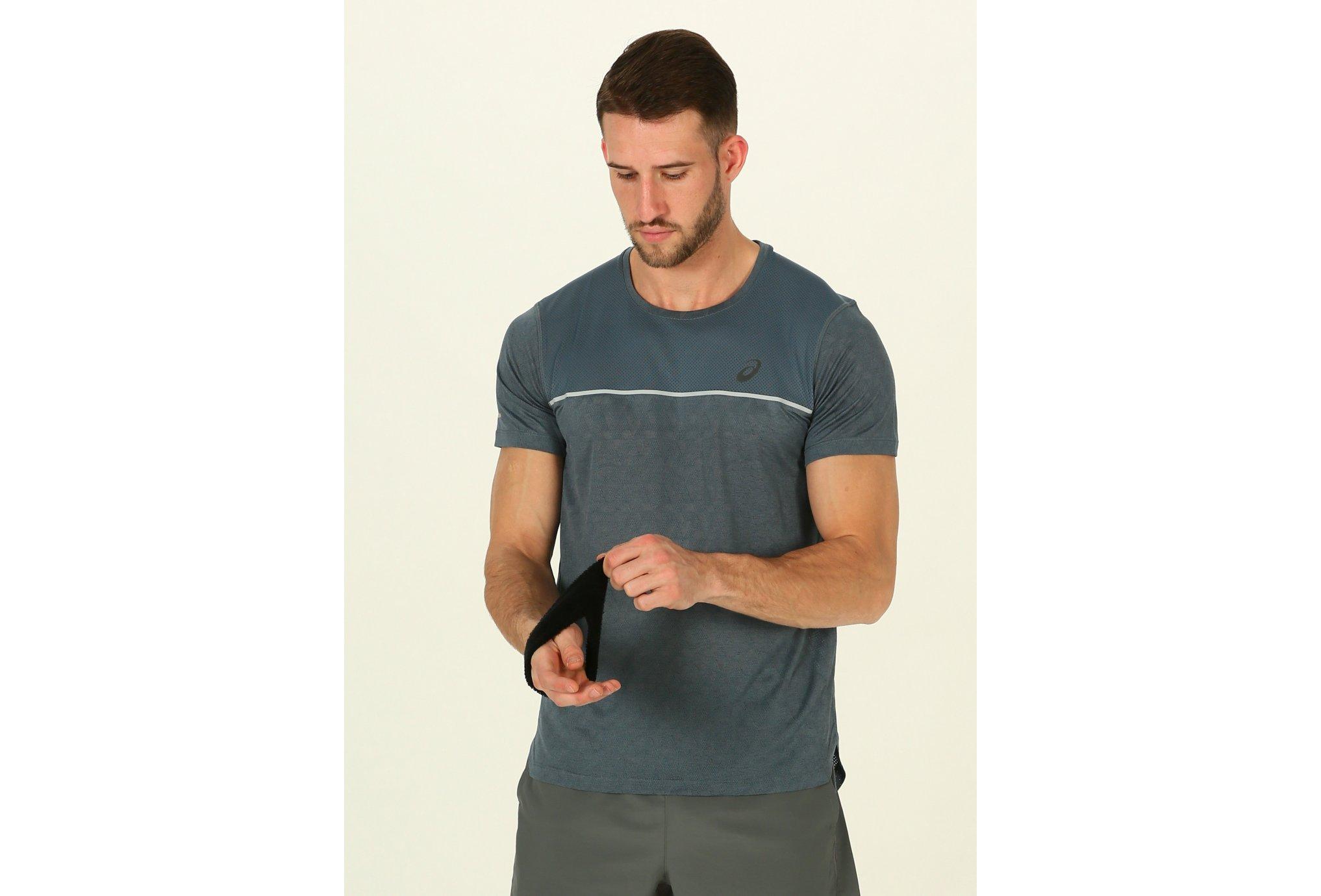 Asics Gel-Cool SS Top M vêtement running homme