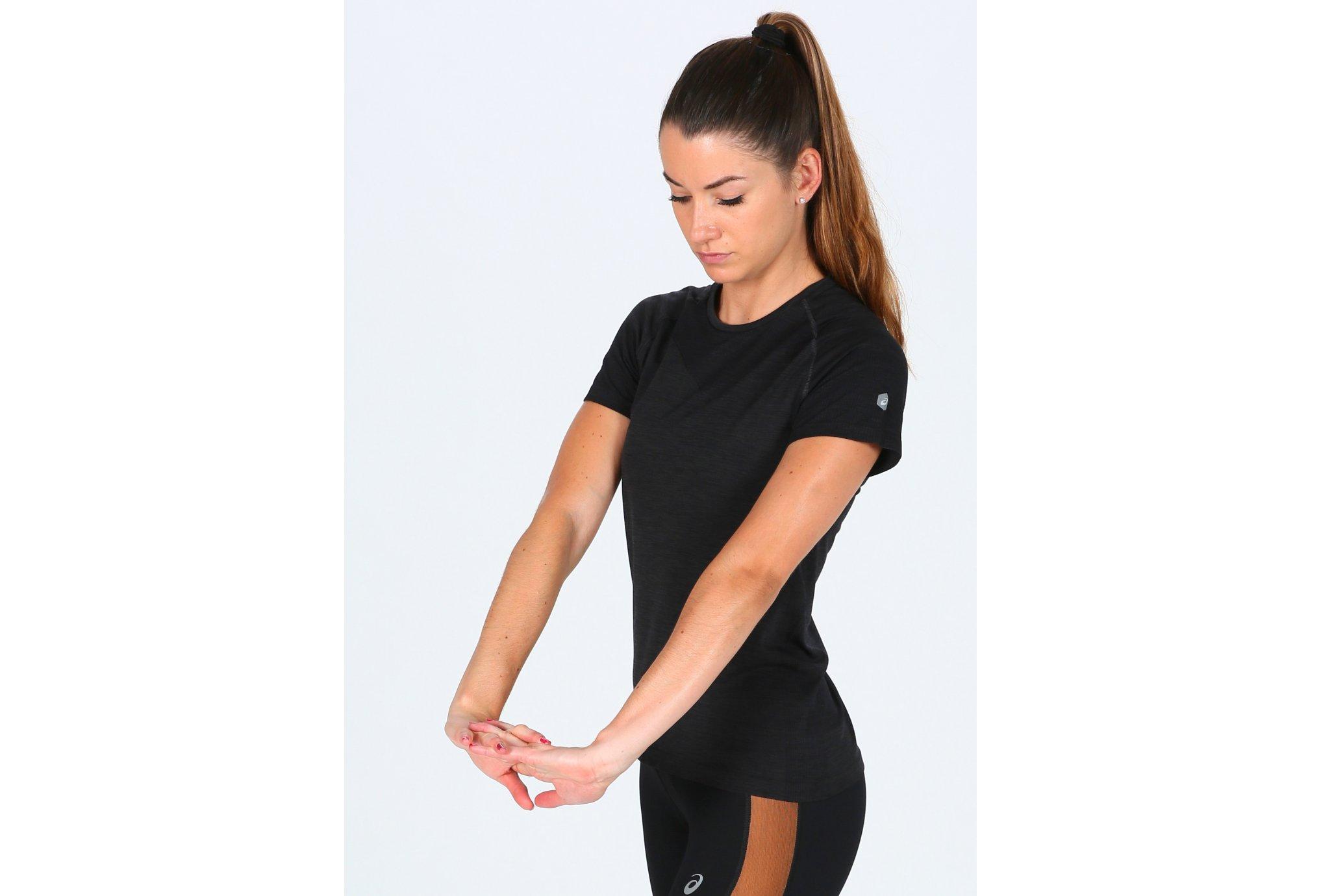 Asics Gel-Cool SS Top W Diététique Vêtements femme