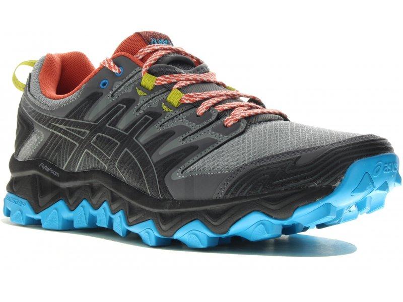 Gel Homme Chaussures Trail Fuji Trabuco Asics 7 M W2E9HID