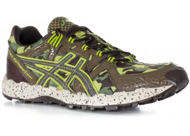 asics gel fuji trainer test