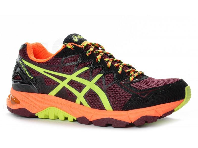 Asics M Trail Fujitrabuco Chaussures Gel Homme 4 hQCxstrd