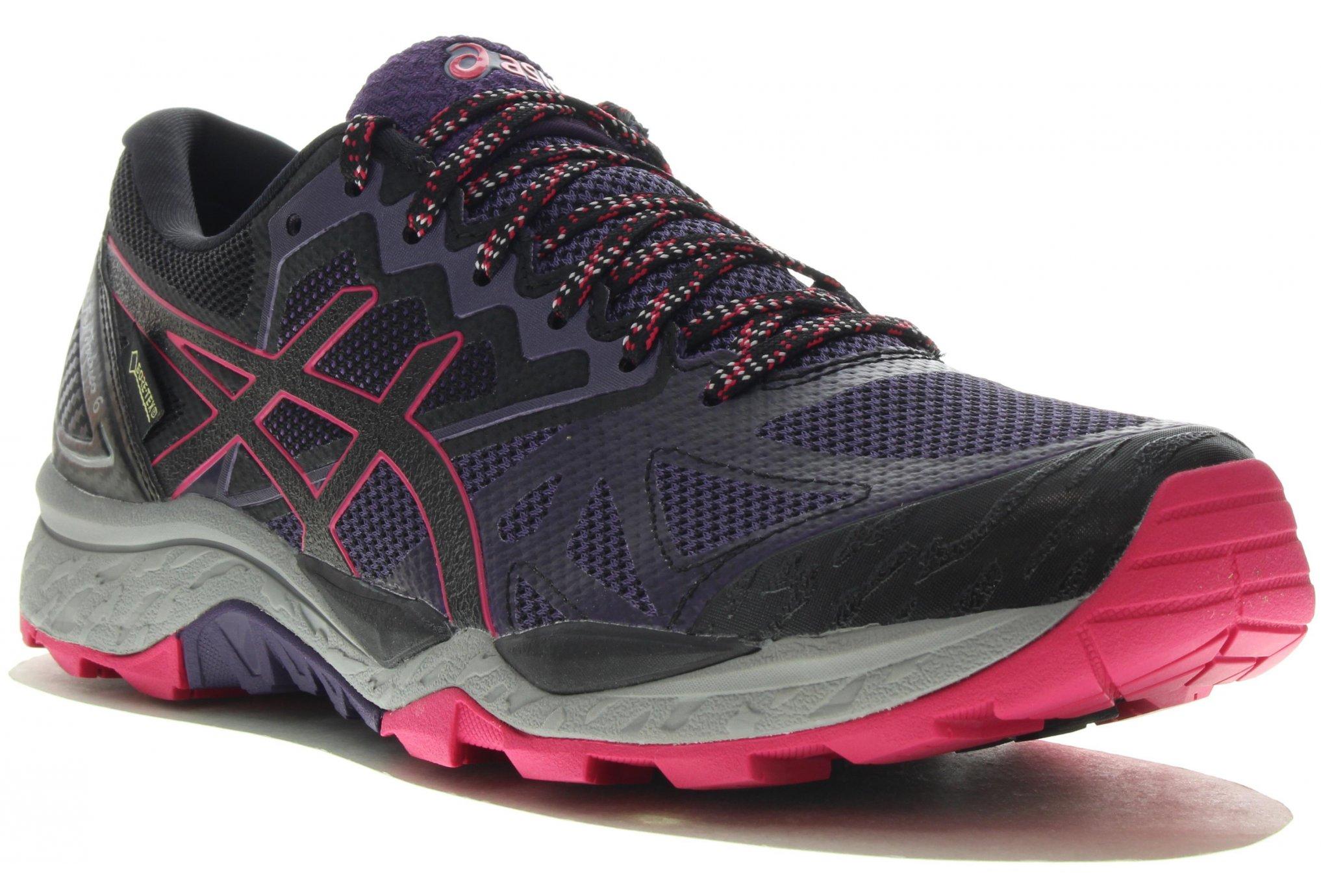 Asics Gel-Fujitrabuco 6 Gore-Tex W Diététique Chaussures femme