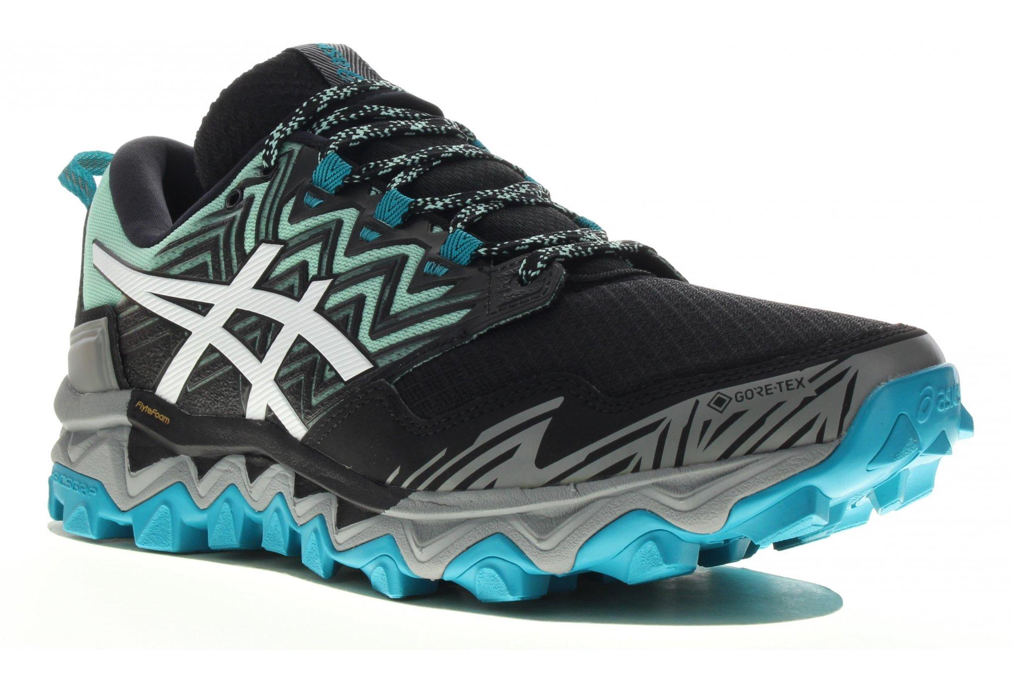 Asics Gel-FujiTrabuco 8 Gore-Tex W Chaussures running femme