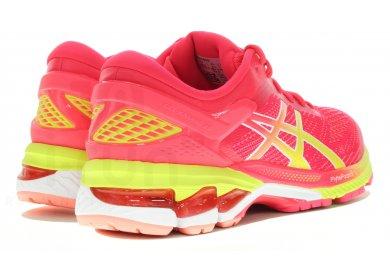 Chaussures Femme ASICS Gel Kayano 26 Shine Rose Laser