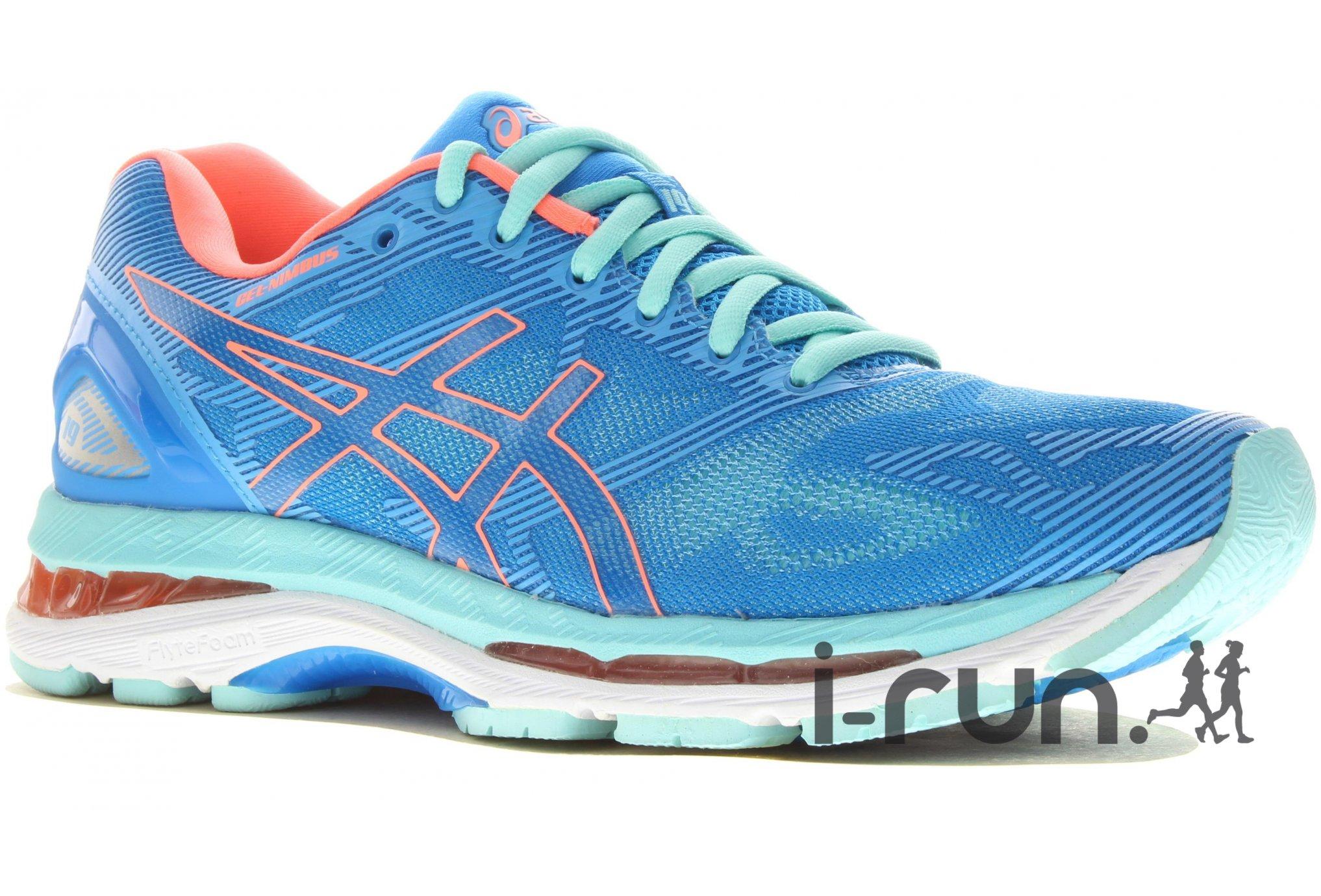 Asics Gel-Nimbus 19 W Chaussures running femme