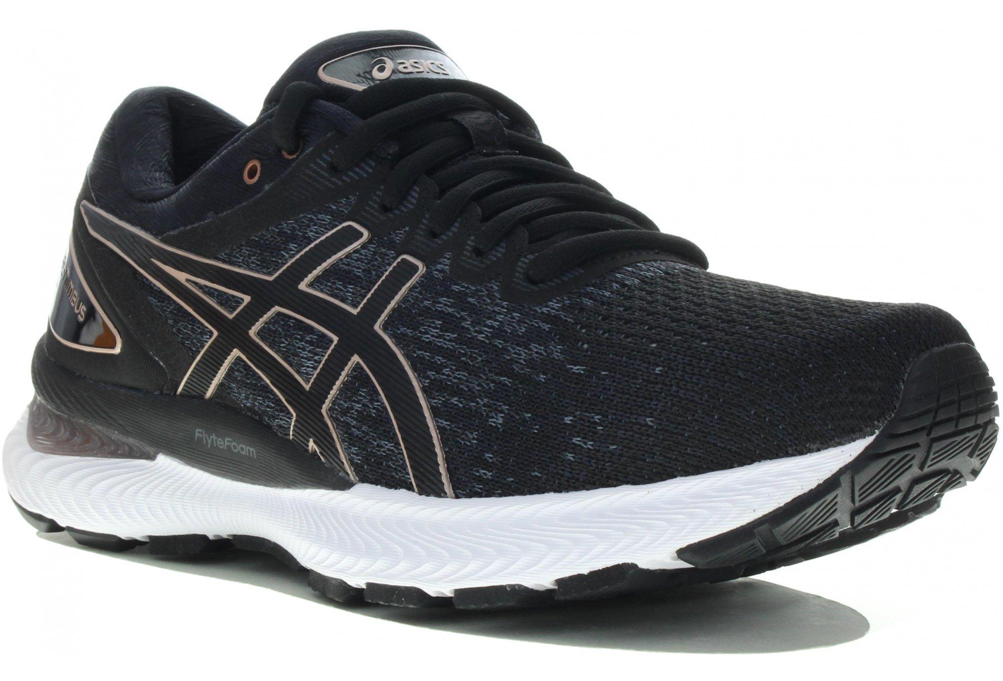 Asics Gel-Nimbus 22 Knit Chaussures running femme