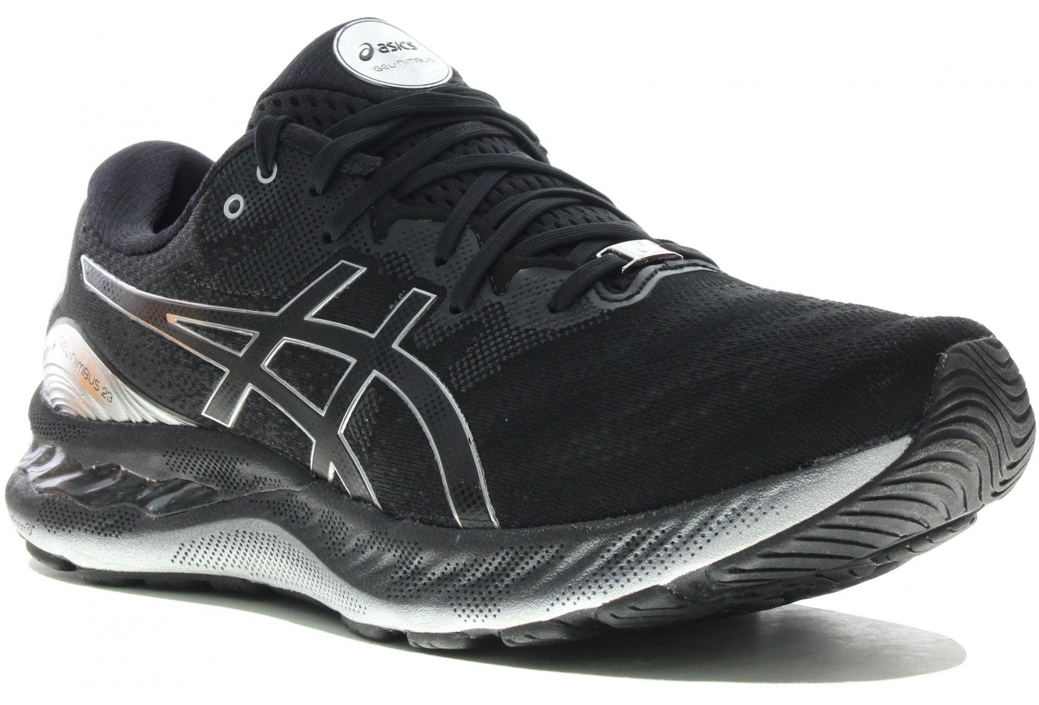 Asics Gel-Nimbus 23 Platinum M Chaussures homme