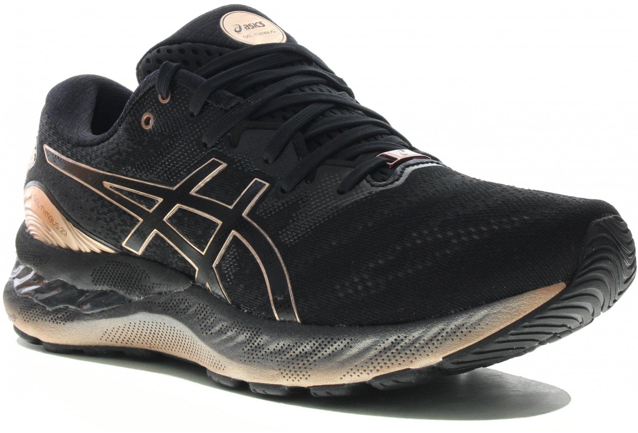 Asics Gel-Nimbus 23 Platinum Chaussures running femme