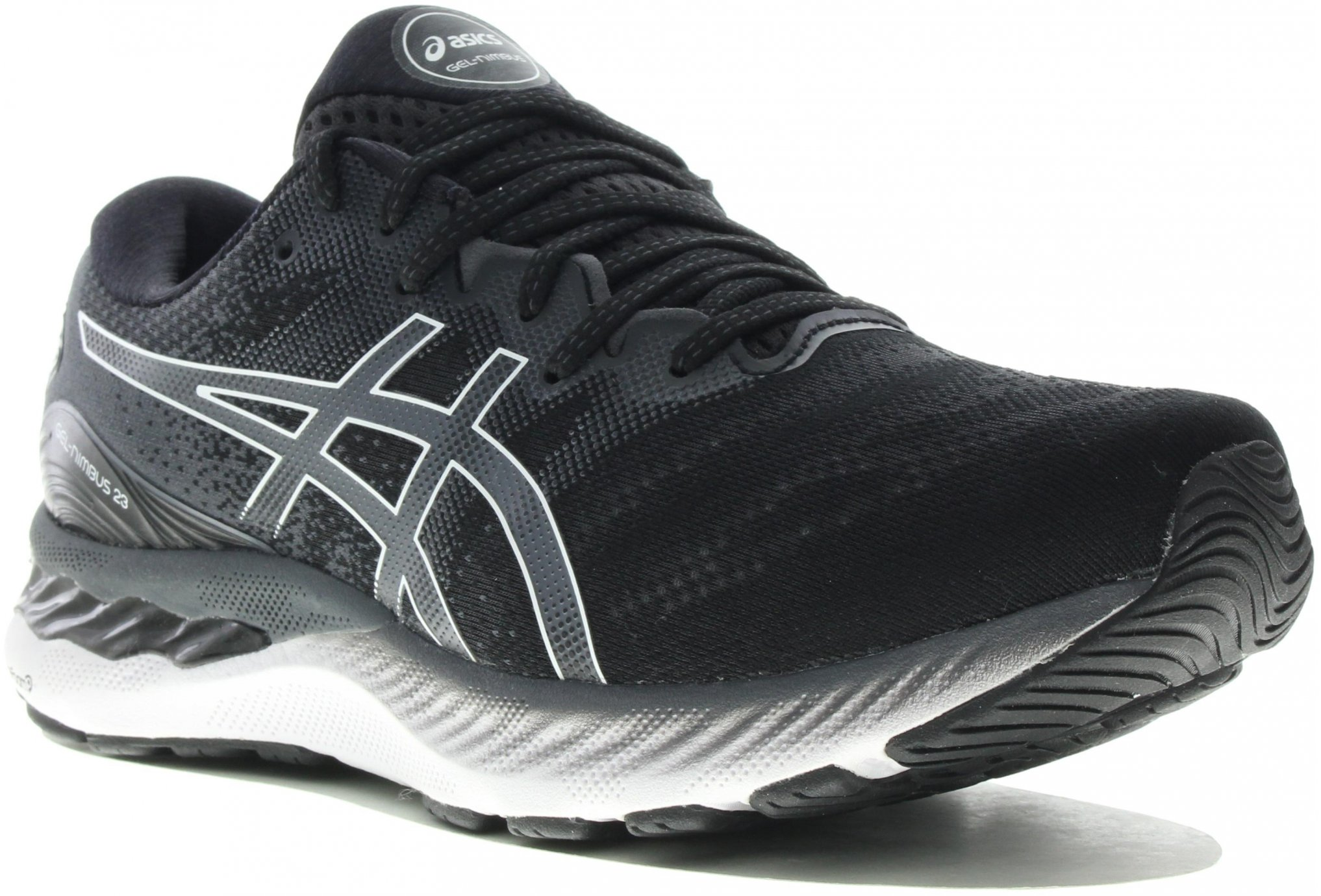 Asics Gel-Nimbus 23 Wide Chaussures homme