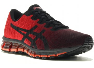 asics rouge homme