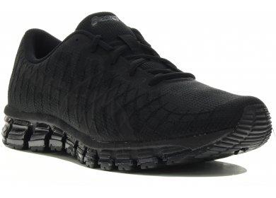 asics chaussure noir