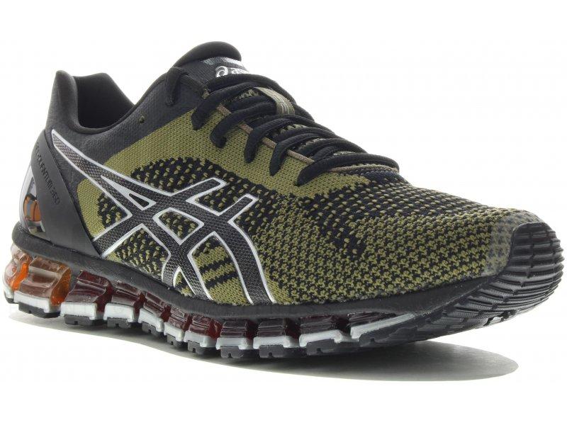 2dd2c84b23b65 Asics GEL-Quantum 360 Knit M pas cher - Chaussures homme running Route    chemin en promo