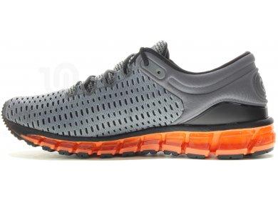 Chaussures Asics Gel Quantum 360 Shift Gris Orange 2017
