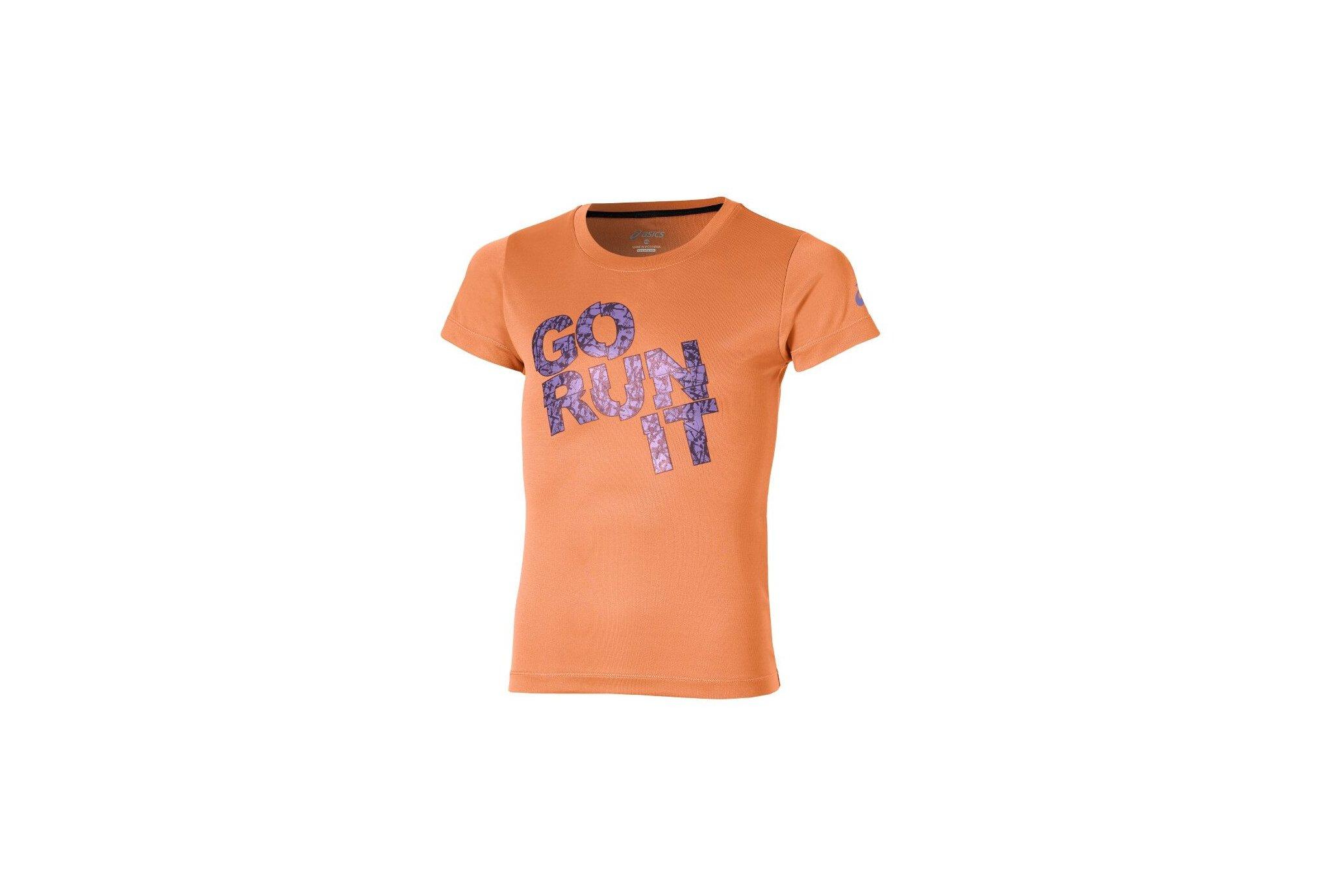 Asics Graphic Fille Diététique Vêtements femme