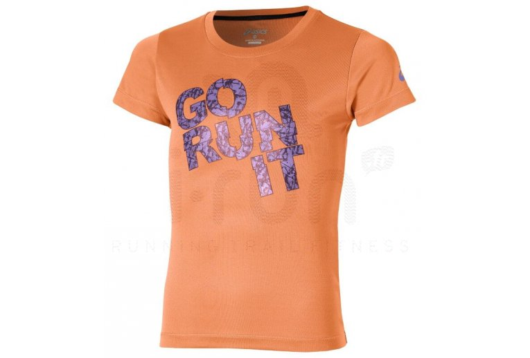 Asics Camiseta Graphic Junior