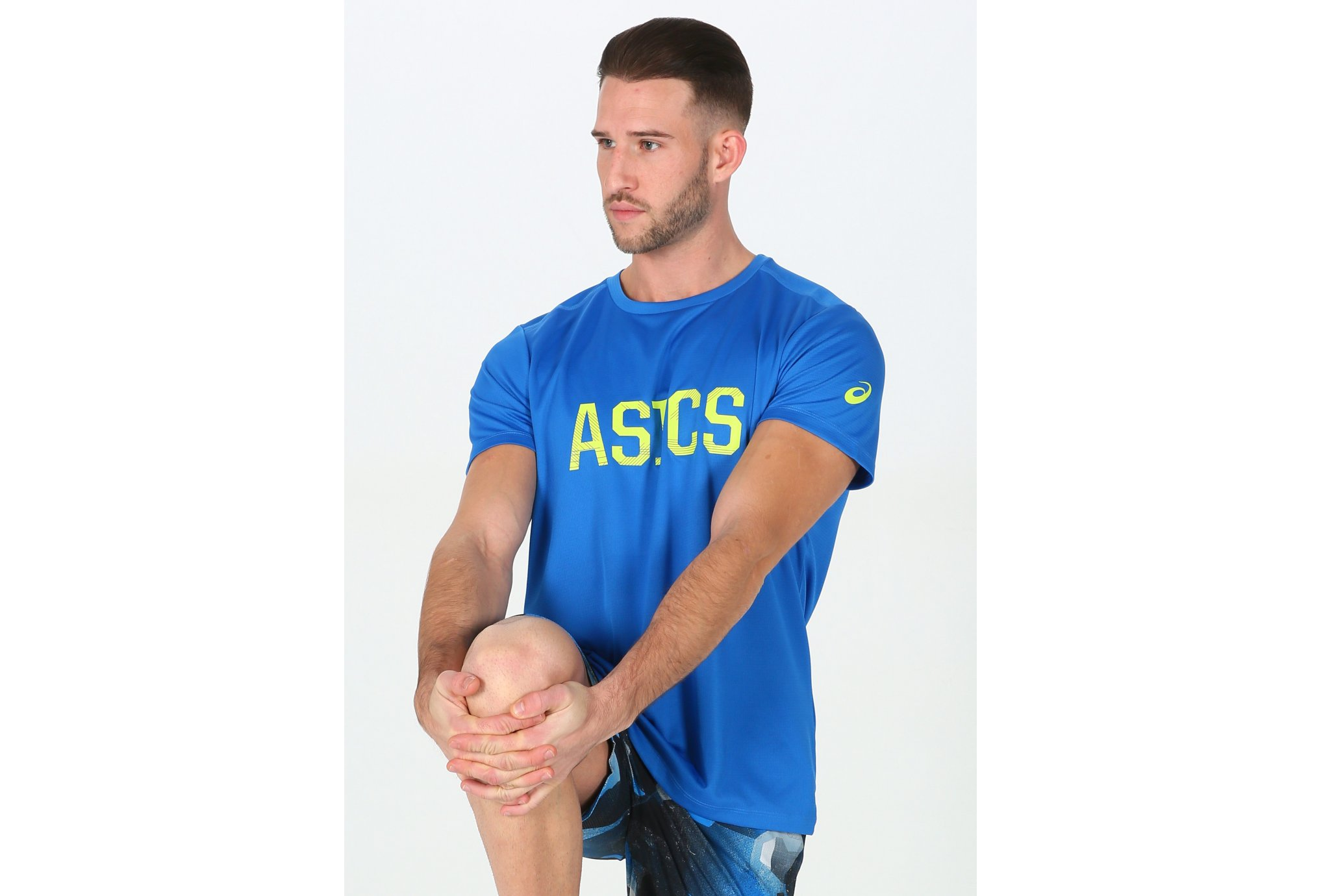 Asics Graphic Performance M vêtement running homme