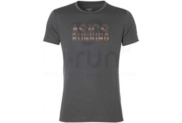 Asics Graphic SS Top M