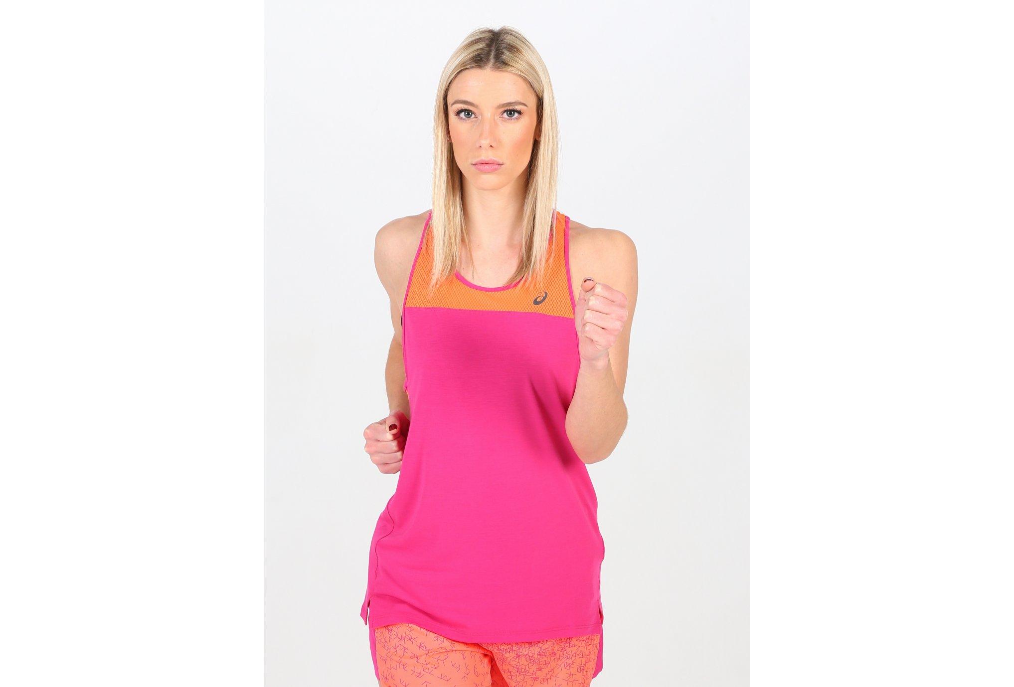 Asics Loose Strappy W Diététique Vêtements femme