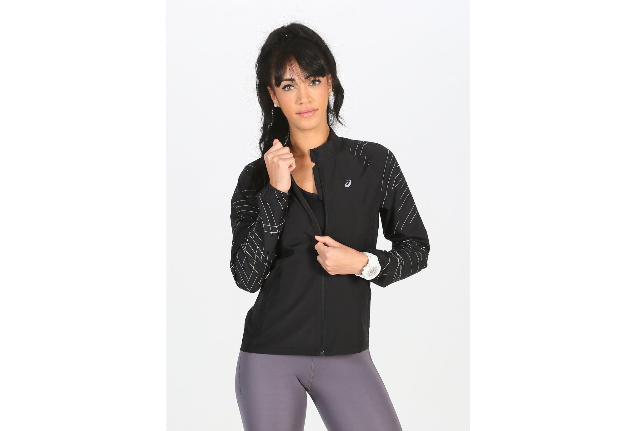 Asics Night Track W vêtement running femme